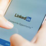 linkedin 180x180 - 3 grundläggande vrålbra tips för din Linkedin-profil