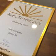 consid arets foretagare 180x180 - Peter Hellgren - Årets företagare i Jönköping 2020